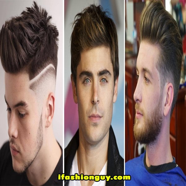 How To Style Men S Hair 2019 Cool Tips Guide Ifashionguy