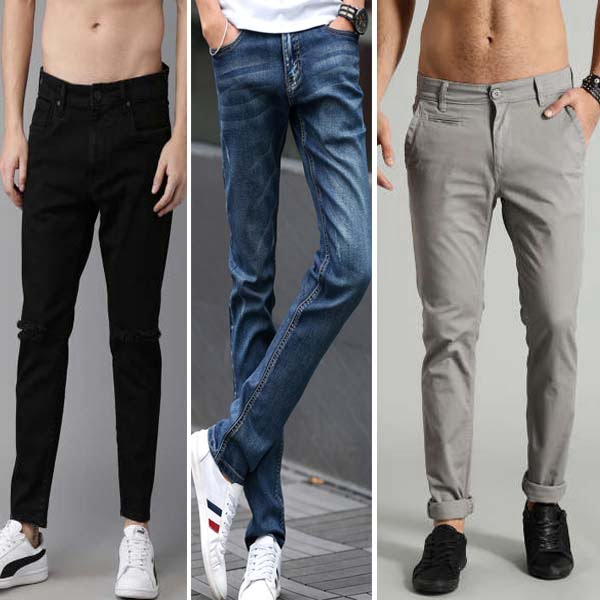 proper jeans length,how long should jeans be,how should mens jeans fit,how should jeans fit men,