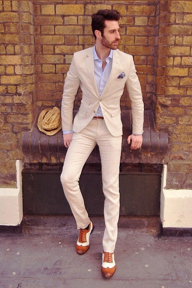 What to wear with brown shoes