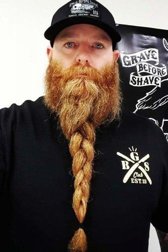 Most Popular Viking Beard Styles That Every Girl Likes