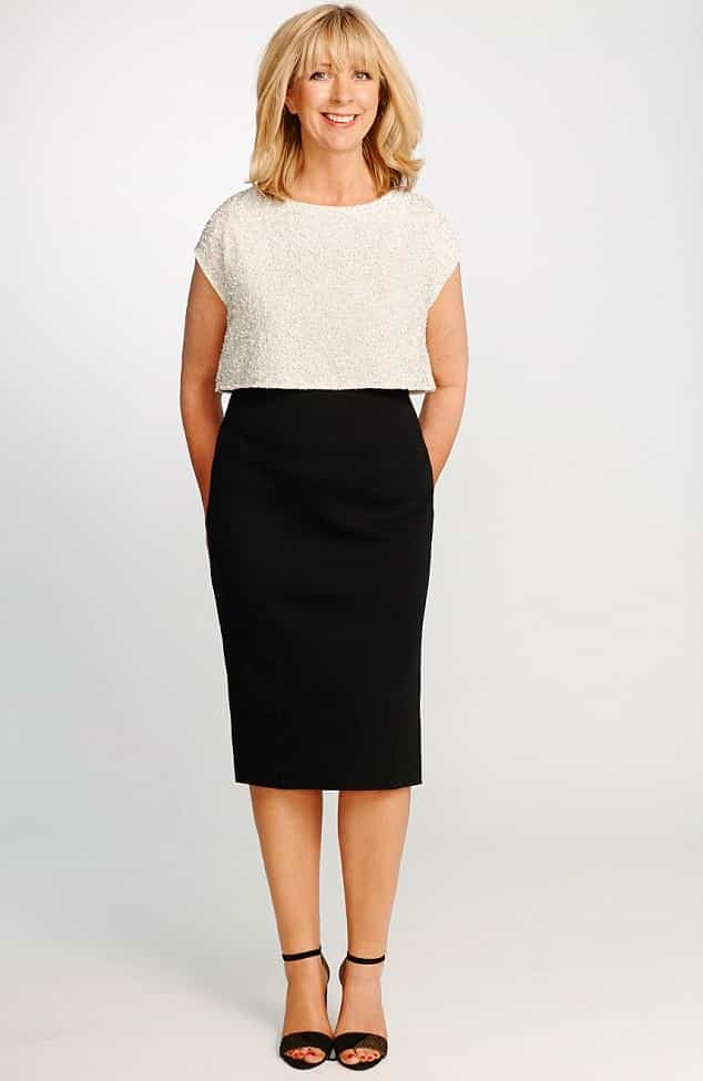 Semi-Formal Days - How to Dress Over 50 and Overweight