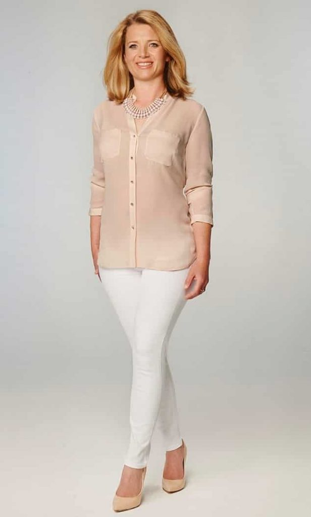 Neutral Colors- How to Dress Over 50 and Overweight