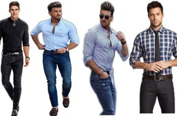 Dress Shirt With Jeans