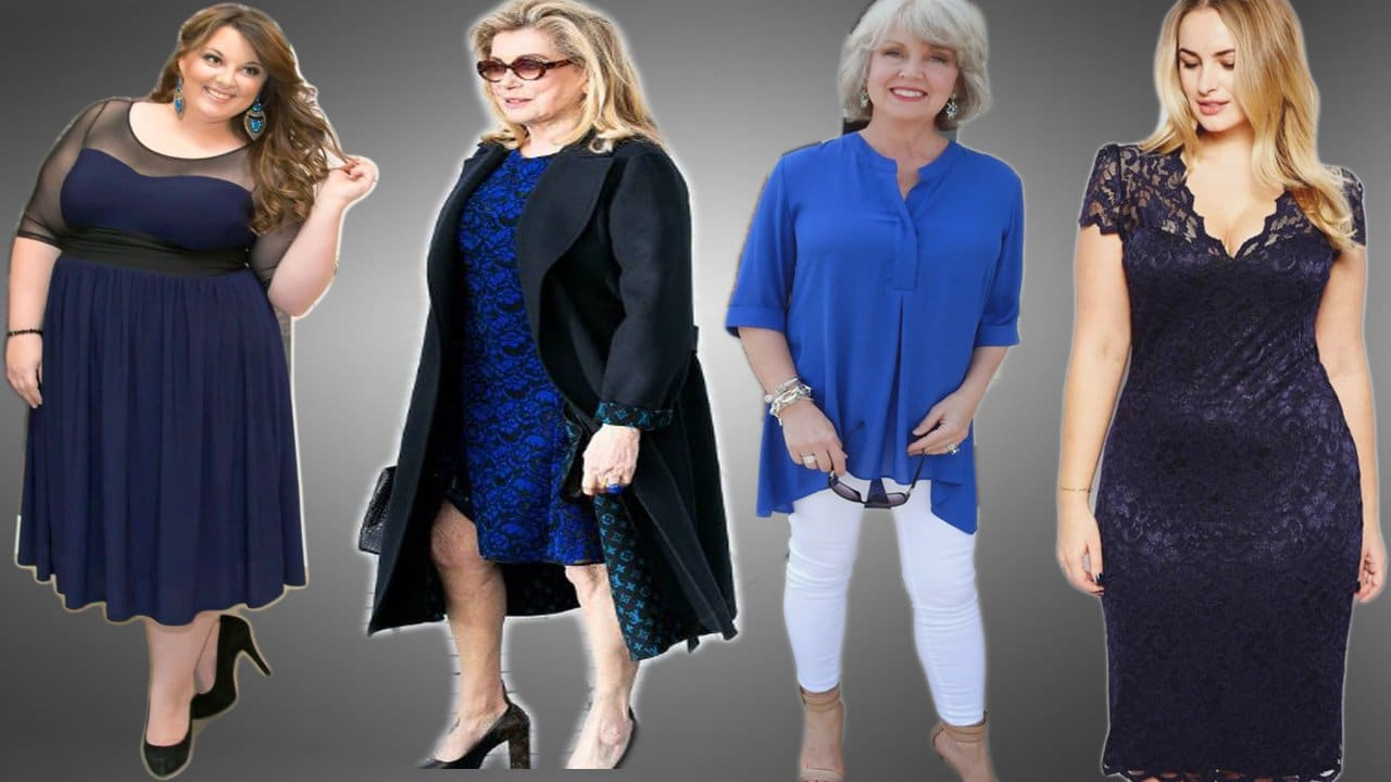 How To Dress Over 50 And Overweight Dress Should Avoid