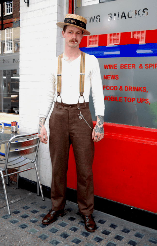 How to wear suspenders with a pocket watch,pocket watch with suspenders.