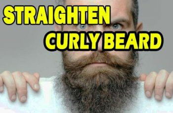 curly beard