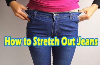 How to Stretch Out Jeans