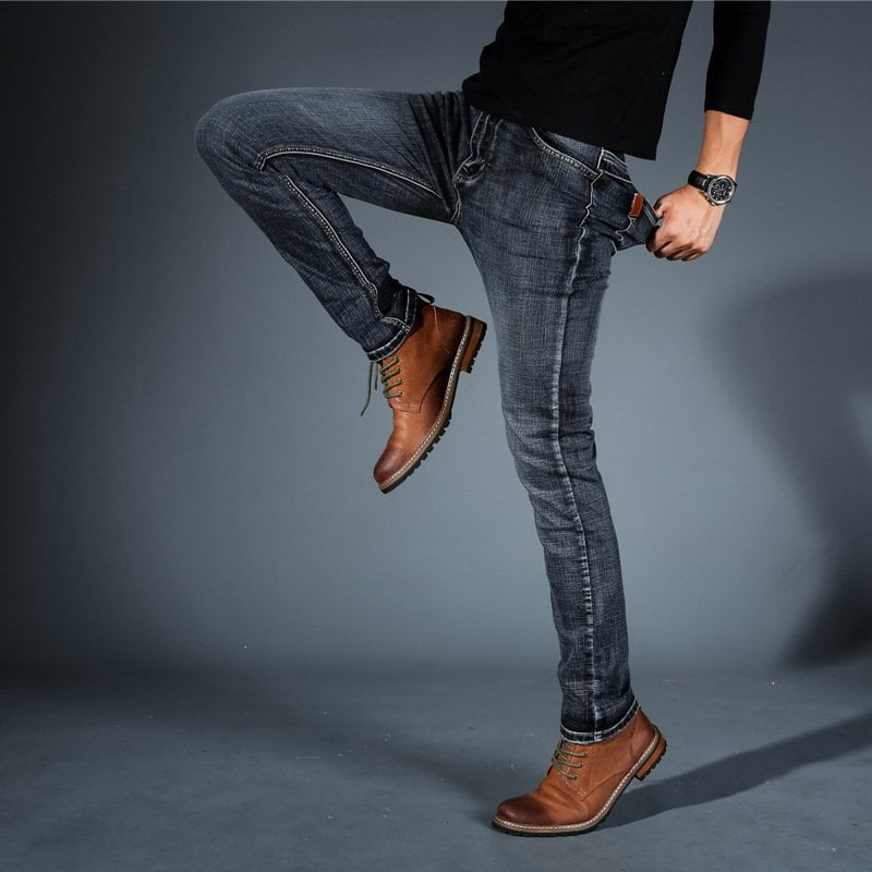 Perfect jeans fit for Length,jeans for short men