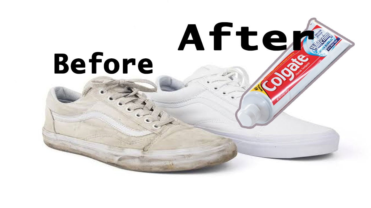 How To Clean White Vans Like A Pro