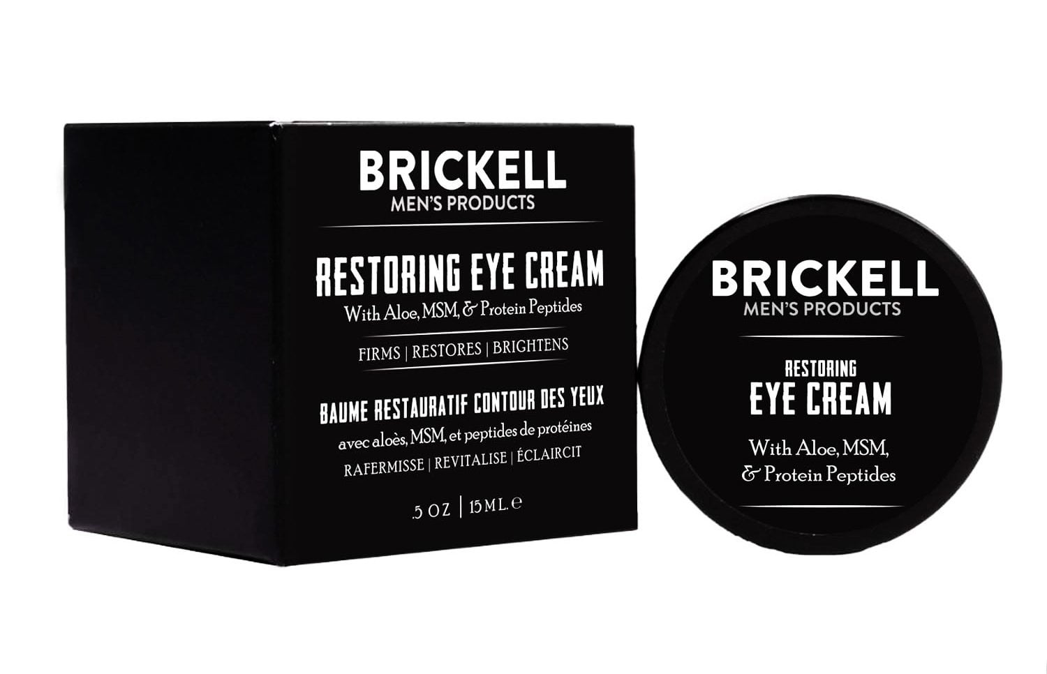 Brickell Men's Restoring Eye Cream