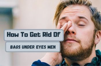 How To Get Rid Of Bags Under Eyes Men | Home Remedies