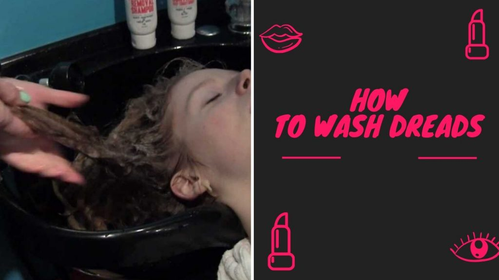 How to wash dreads