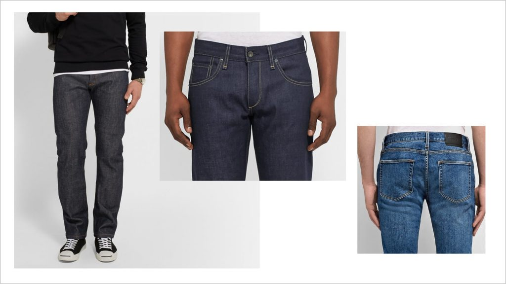 Perfect Jeans Fit for the Waist,perfect jeans for short men