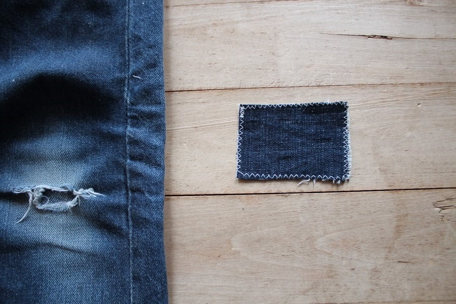 Store-Bought Add-ons for patch jeans