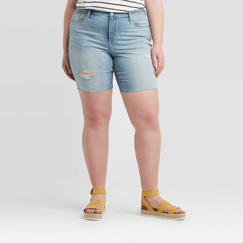 Shorts Bermuda,best shorts for big thighs